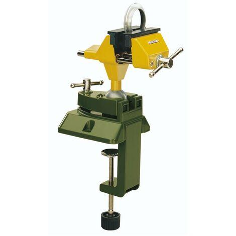 FMZ - Etau mécanique de précision avec serre-joint, ouv 70 mm machoires 75 mm Proxxon