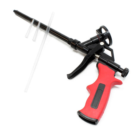 Foam Gun Teflon coated expending PU foam pistol Non Stick applicator