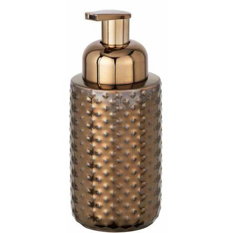 Foam soap dispenser Keo copper WENKO