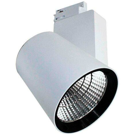 Foco carril KRON RAIL LED BridgeLux 50W