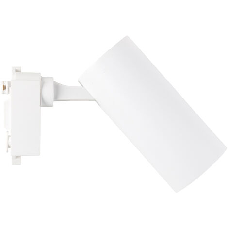 Foco Carril LED Monofásico Blanco 15W 1200Lm 30.000H Andrea