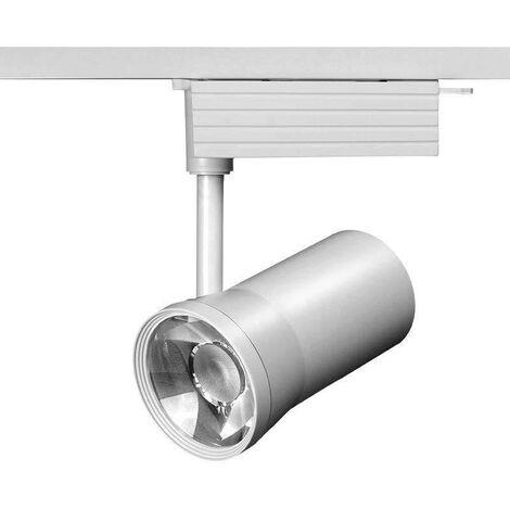 Foco Carril LED TRACK LIGHT RGB+CW WiFi, 25W, RGB + Blanco frío