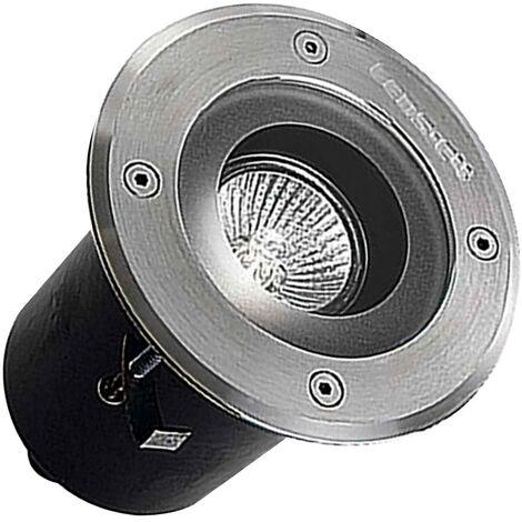 Foco Circular Empotrable en Techo Gea GU10 IP65 LEDS-C4 15-9708-CA-37 Aluminio