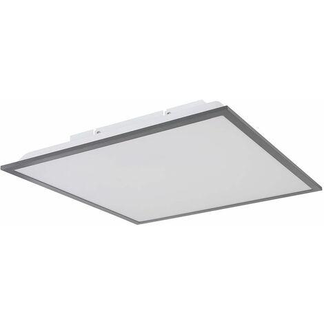 Foco de techo de superficie LED panel de luz ALU iluminación de comedor lámpara blanca Globo 41608D2