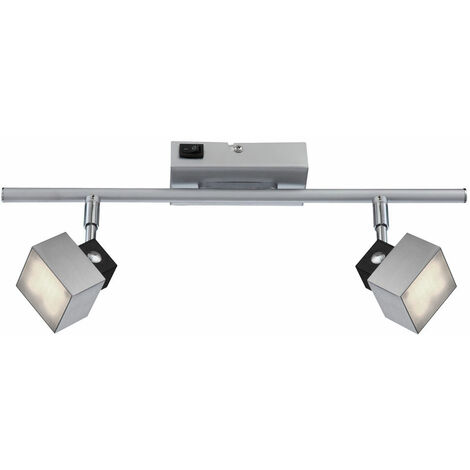 Foco de techo LED de 10 vatios, foco giratorio, lámpara de techo Globo 56949-2