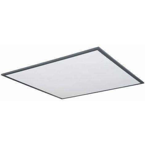 Foco de techo LED de superficie para panel de techo ALU iluminación de comedor negro Globo 416080D3