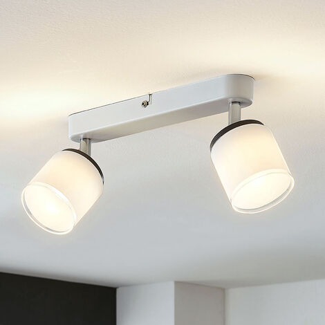 Foco de techo LED Futura, 2 focos