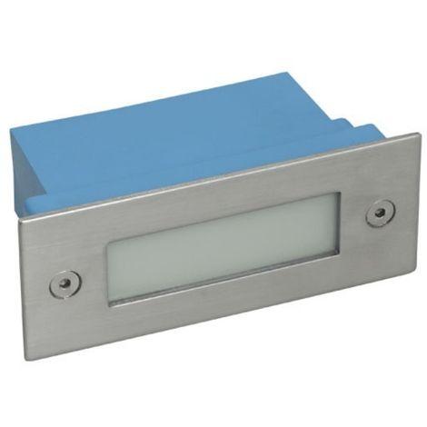Foco de techo rectangular 220V TAXI empotrable Blanco Neutro IP54