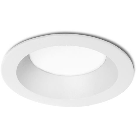 Foco Downlight Circular LED Anti-Deslumbrante UGR 19 9W 900Lm 30.000H