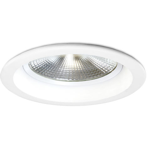 Foco Downlight Circular LED Anti-Deslumbrante UGR 19 COB 15W 1500Lm 30.000H
