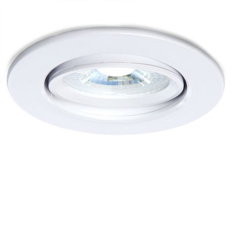 Foco Downlight Circular LED COB 6W 540Lm 30.000H