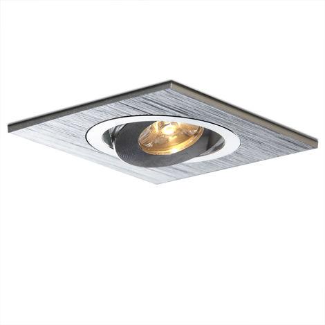 Foco Downlight de LEDs 1W 90Lm 30.000H