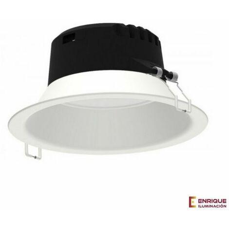 Foco downlight de techo para empotrar MEDANO de 12W o 21W   12W 3000K