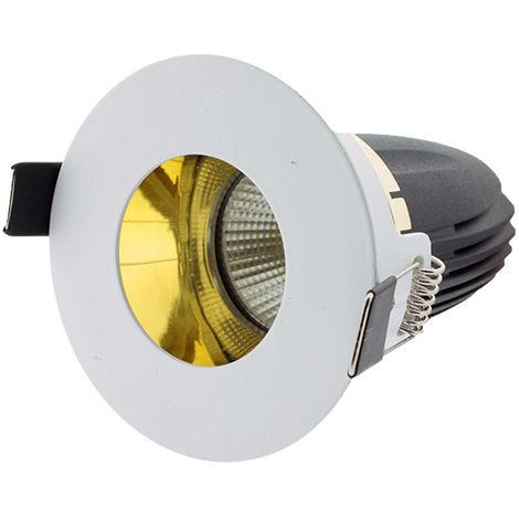 Foco Downlight LED 10W Cree Serie Veka A Blanco Cálido 3000K,Blanco Frío 6000K Blanco | IluminaShop