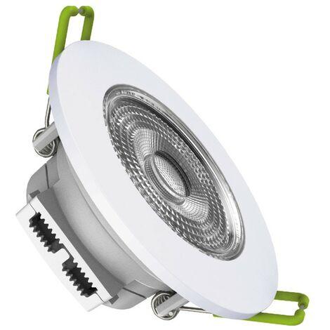 Foco downlight LED Basculante 6W Corte Ø 70mm