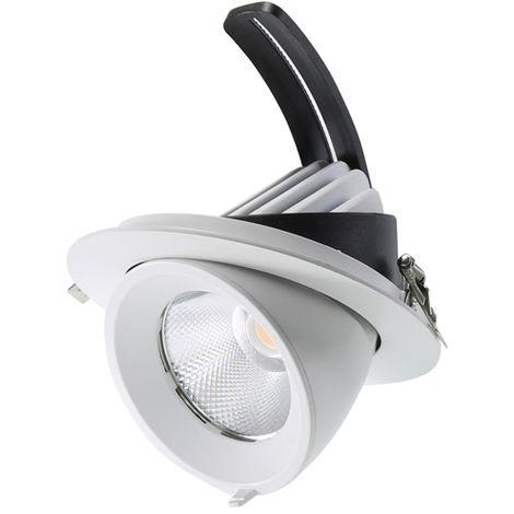 Foco Downlight LED Basculante Cobfix Angle 30W