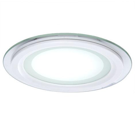 Foco Downlight LED Circular con Cristal Ø160Mm 12W 900Lm 30.000H