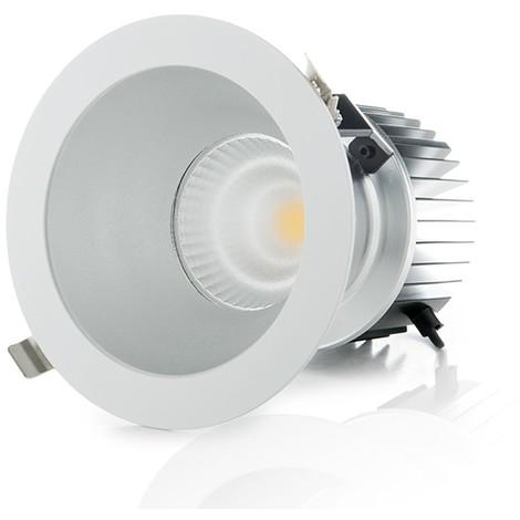 Foco Downlight LED Circular Techos 6-10M 70W 5750Lm 50.000H | Blanco Frío (KWT-DLC0670-CW)