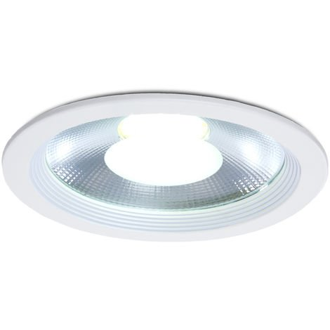 Foco Downlight LED COB Circular 30W 2700Lm 30.000H