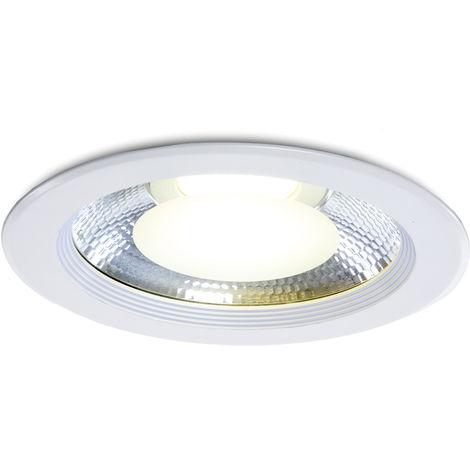 Foco Downlight LED COB Circular 40W 3600Lm 30.000H
