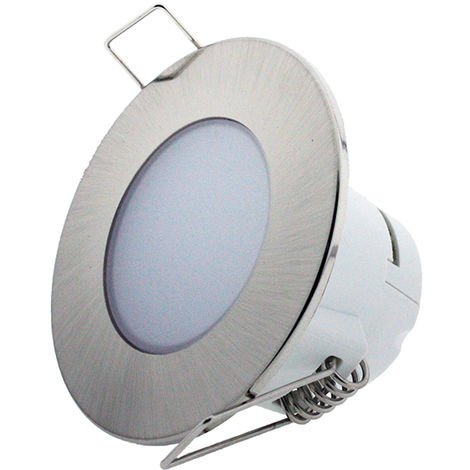 Foco downlight LED CobCarbon Round 5W IP54