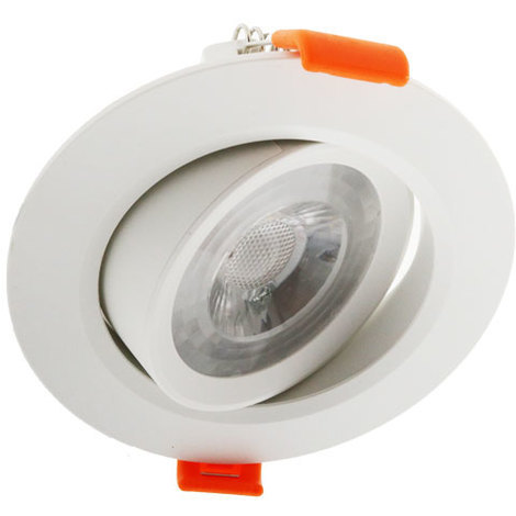 Foco downlight LED CobMon 7W