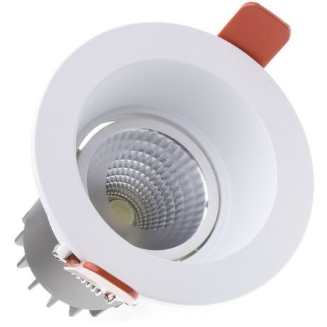 Foco Downlight LED CREE-COB Manhattan 10W LIFUD (UGR 19) Corte Ø 80 mm