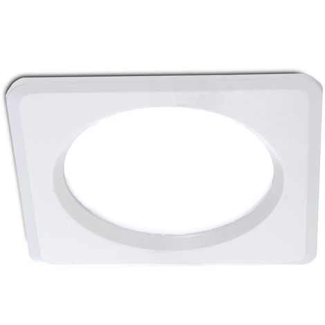 Foco Downlight LED IP65 Baños Y Cocinas 108 X 108Mm 15W 1350Lm 30.000H