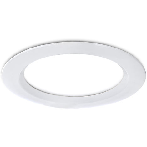 Foco Downlight LED IP65 Baños Y Cocinas Ø190Mm 18W 1620Lm 30.000H