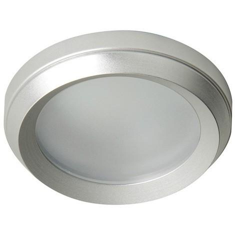 Foco empotrable BASIC Aluminio fijo cristal mate. Wonderlamp