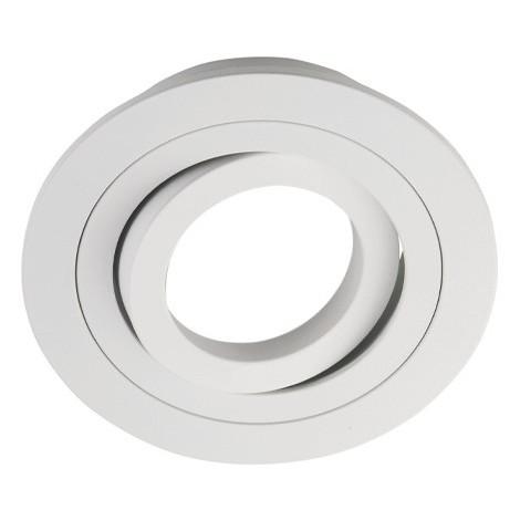 Foco empotrable CLASSIC redondo blanco. Wonderlamp
