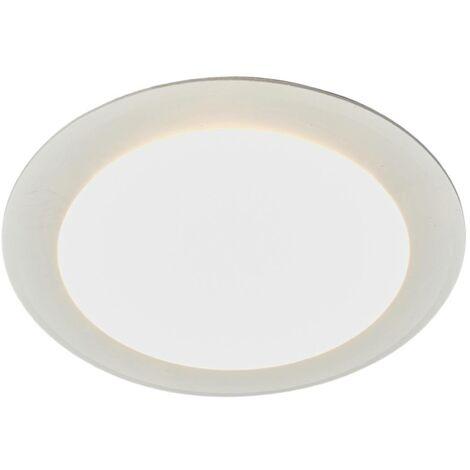 Foco empotrable LED Arian blanco, 11,3 cm 9W