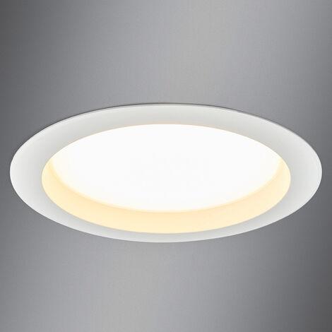 Foco empotrable LED Arian grande, 24,4cm 22,5W