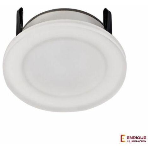 Foco empotrable LED para baño Metacrilato de Mantra   3000K