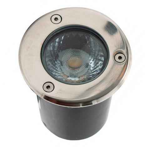 Foco Empotrable para Suelo LED CobBet 6W IP65
