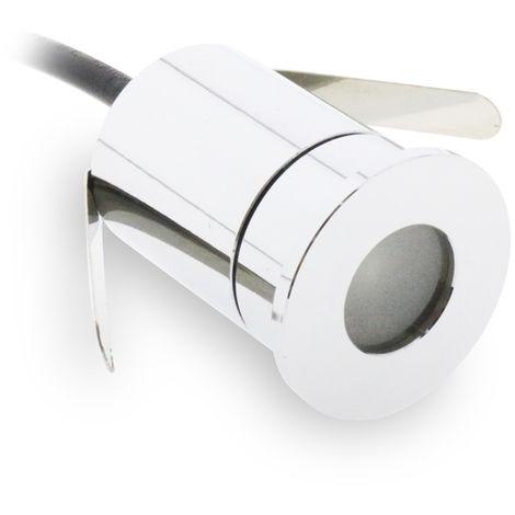 Foco Empotrable para Suelo LED Cree 3W IP67 Azul | IluminaShop