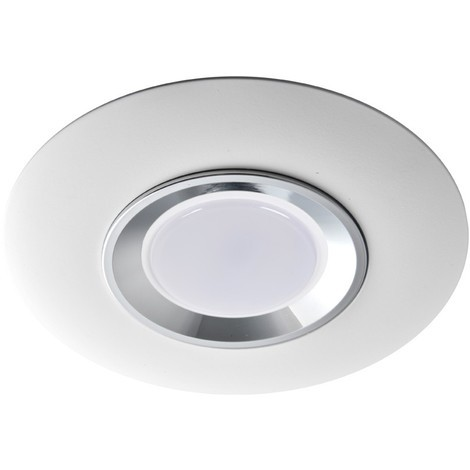 Foco empotrable ROUND blanco - Wonderlamp
