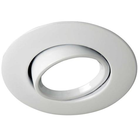 Foco empotrable ROUND II blanco. Wonderlamp