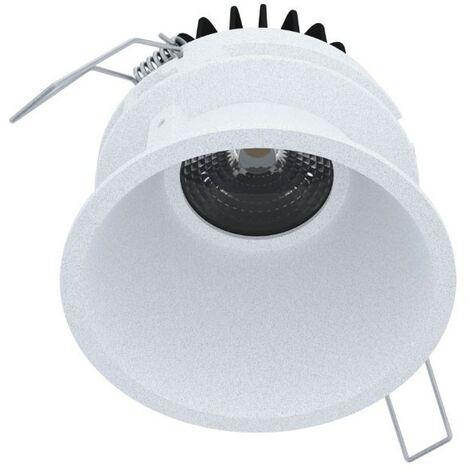 Foco empotrado, Novalux Pix ronda LED 10W, blanco diámetro de 89 mm 103704.01