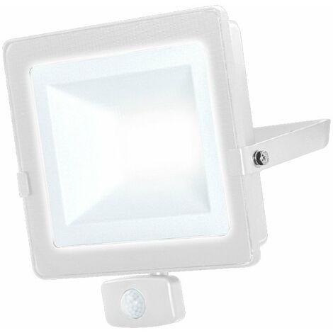 Foco exterior LED c/sensor 20W IP65