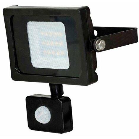 Foco exterior LED con sensor IP65 4000K