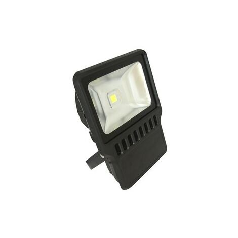 Foco LED 100W COB 8000Lm 120º IP65 SLIM 6000K