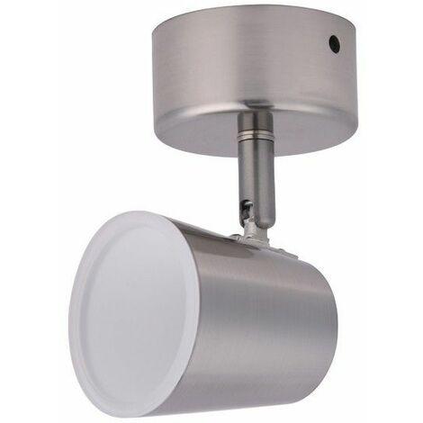 Foco LED 5W 4000k ICE níquel CRISTALRECORD 43-611-01-002