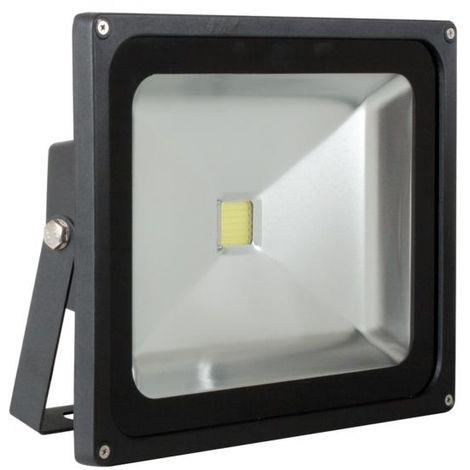 Foco led alta poténcia para exterior - talla 30W = 2.190 lumen