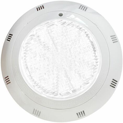 "main image of ""Foco LED blanco 12V AC/DC de superficie para piscina Gama Bubble"""