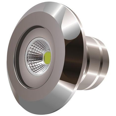 Foco LED COB 10W Blanco Para piscinas de fibra, lámina armada, liner...