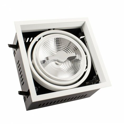 Foco LED CREE-COB Direccionable AR111 15W Regulable