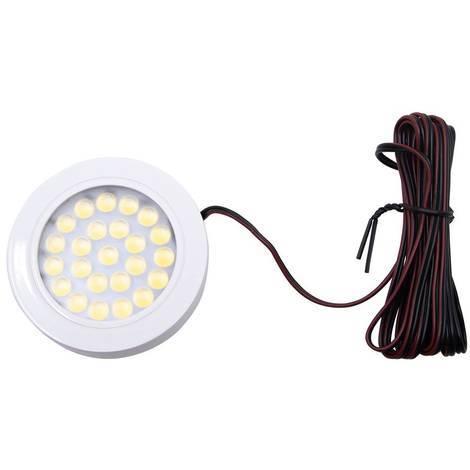 Foco LED de superficie MINI SLIM 1,7W 12V-DC