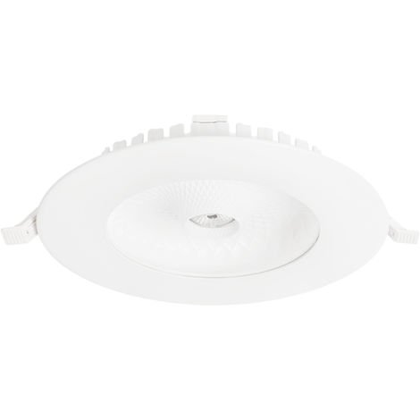 FOCO LED EMPOTRABLE 22W 2700K 2000LM BLANCO