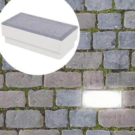 Foco LED empotrable para el exterior, 100 x 200 x 68 mm